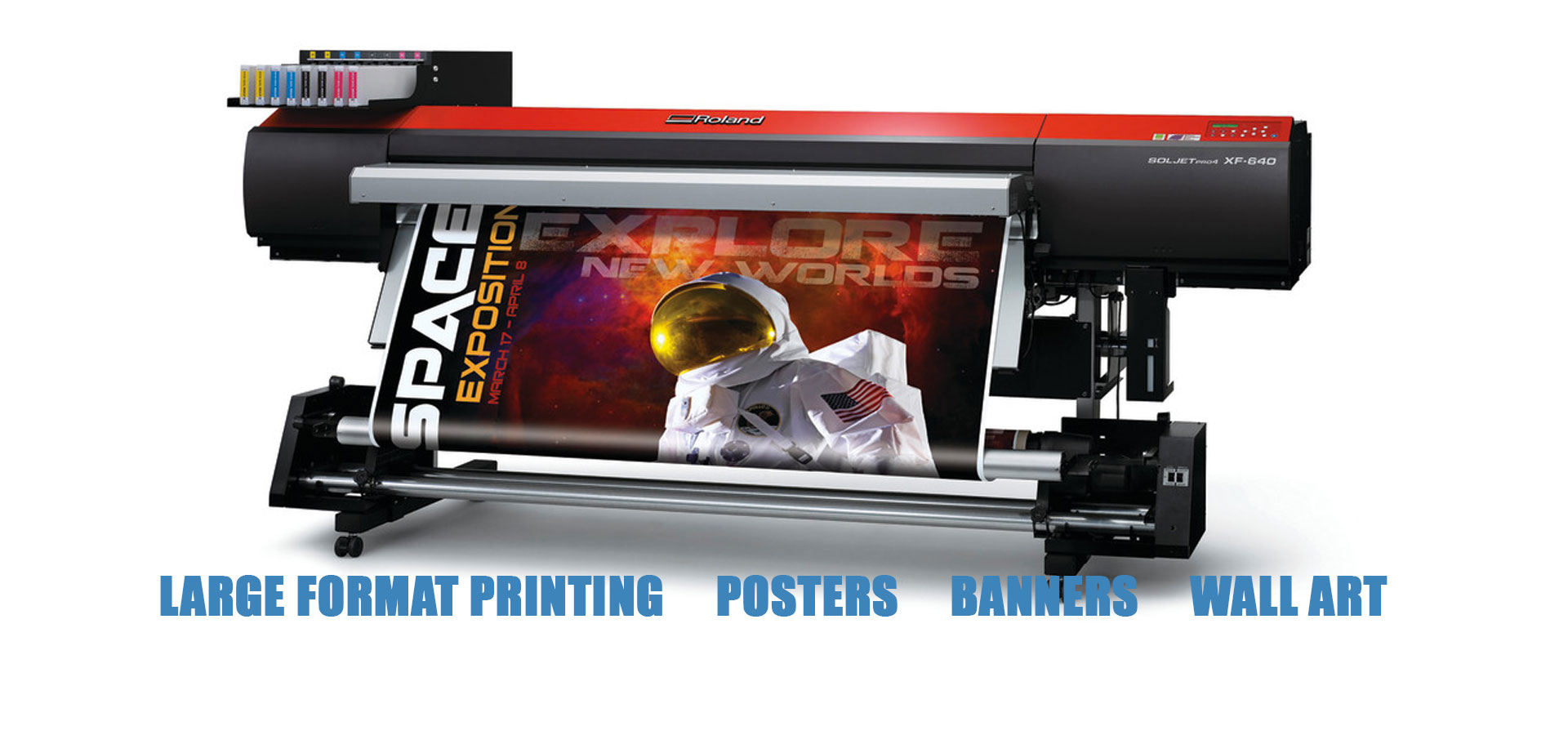 Printing New Orleans Web Design